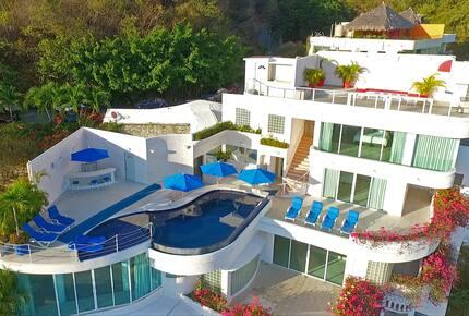 Mexico Mansion - Acapulco, Mexico
