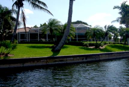 Tropical Waterfront Living