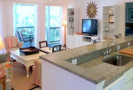 Sea Oaks Beach Villa