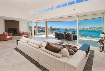Sydney Harbour View Villa