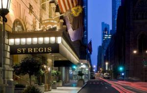 St. Regis One Bedroom Luxury Condo - New York City, New York