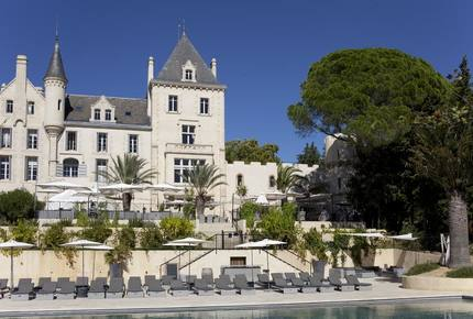 Chateau Les Carrasses (HS) - Capestang, France