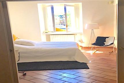 Spacious Apartment in Trendy Navigli District
