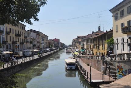 Spacious Apartment in Trendy Navigli District - Milan, Italy