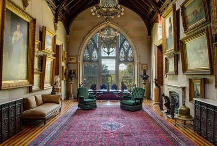EXCLUSIVE STAY EXPERIENCE - Hudson Valley Castle Fall Festivals, New York