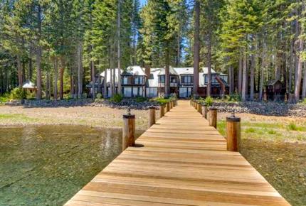 Tahoe Lakefront Luxury