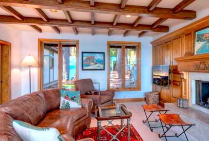 Tahoe Lakefront Luxury - Homewood, California