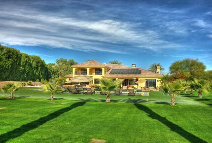 Oasis in the Desert near Tennis, Golf and Festivals - Indio, California