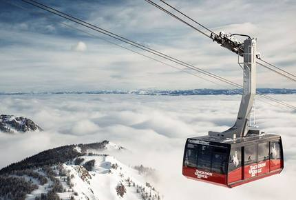 EXCLUSIVE STAY SKI EXPERIENCE - Jackson Hole & Ski Butlers, Wyoming