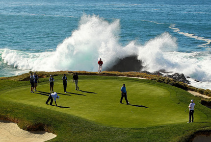EXCLUSIVE STAY EXPERIENCE - AT&T Pro Am Golf Spectator, Carmel, CA
