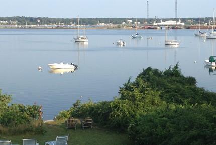 Martha's Vineyard Waterfront Sunsets - Oak Bluffs, Massachusetts