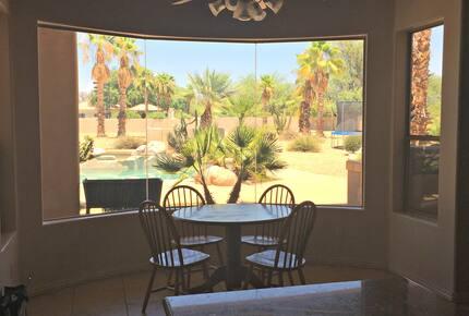 Oasis in the Desert - Scottsdale, Arizona