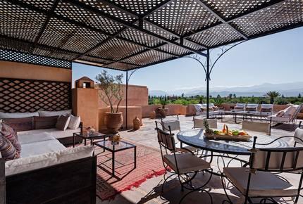 Dar Zitouna - Marrakech, Morocco