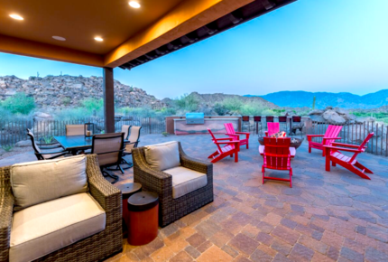Stone Canyon Casita  - Luxury Golf 3 Bedroom