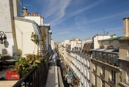 French Luxury in Ile Saint Louis - Paris, France