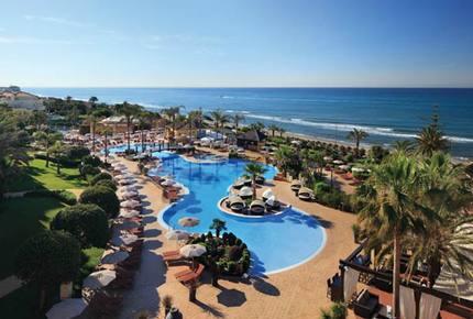 Marriott Marbella Beach Club Luxury Villa