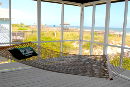 Ocean Front Beach Cottage - North Litchfield, South Carolina