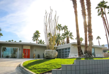 EXCLUSIVE STAY EXPERIENCE - Coachella Palm Springs Mod Escape, Nevada