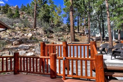 Gold Rush Luxury Mountain Retreat