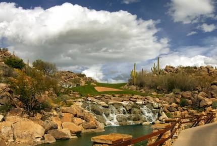 Stone Canyon Casita  - Luxury Golf 3 Bedroom