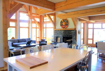 Kicking Horse Mountain Chalet - Golden, Canada