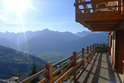 Chalet Isabella - Veysonnaz, Switzerland