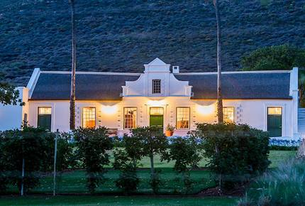The Manor House - Nuy Valley, South Africa