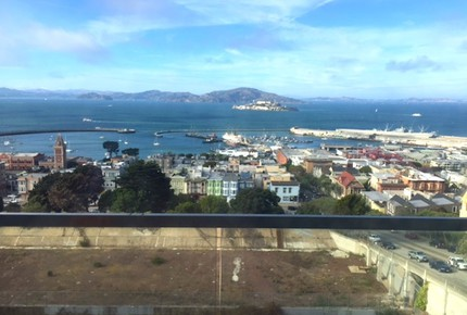 Russian Hill Penthouse - Incredible Views of San Francisco!