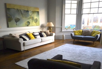 Spacious comfortable London flat