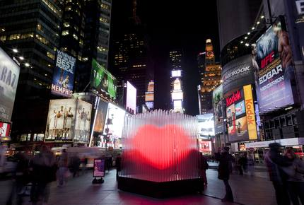 EXCLUSIVE STAY EXPERIENCE - Love in Times Square, New York