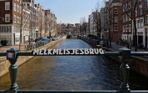 Brewery Mansion - Amsterdam, Netherlands