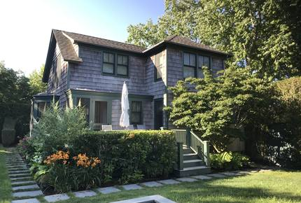 Sag Harbor Charming Victorian Cottage - Hamptons