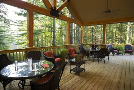 Luxury Log Home at the Mountain Club at Cashiers - Sapphire, North Carolina