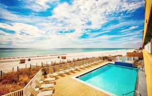 Panama City Beach Oceanfront Upper Floor Condo - Panama City Beach, Florida