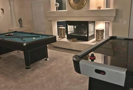 Large Spanish Style Las Vegas Luxury Home