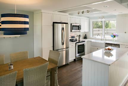 Martha's Vineyard Townhouse at the Winnetu Oceanside Resort - Edgartown, Massachusetts