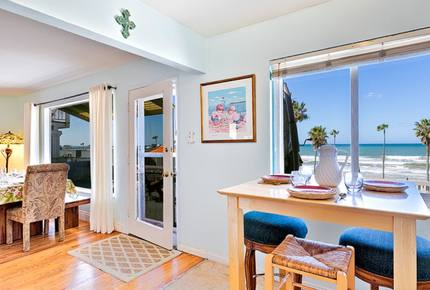 The Beach House - Oceanside, California