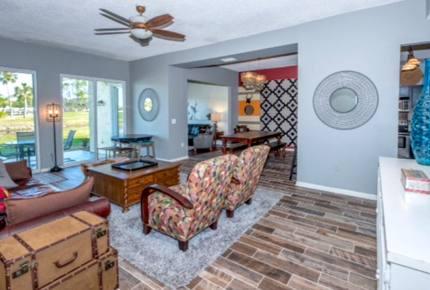 Sawgrass Country Club Oceanfront Community - Ponte Vedra Beach, Florida