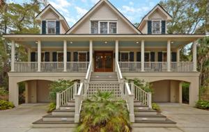 Seabrook Island Home - Seabrook Island, South Carolina