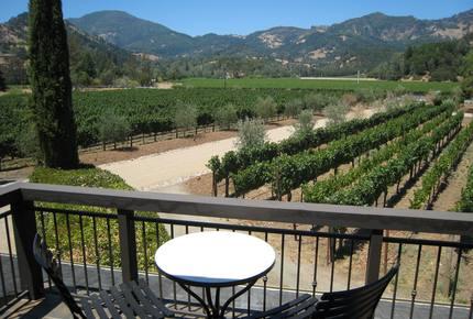 Villa Calistoga in Napa Valley Wine Country