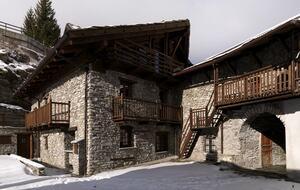 Pragelato, Italian Alps, Italy
