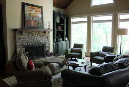 Mountain Home at Big Canoe Resort