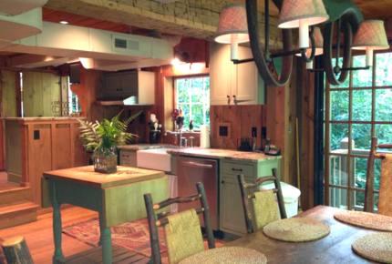The Historic Mill House - Highlands, North Carolina