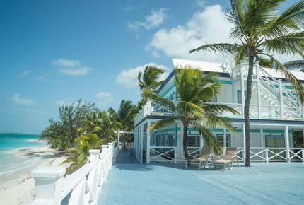 Bougainvillea House Villa - George Town, Great Exuma, Bahamas