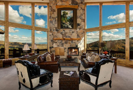 Mountain-View Alpine Luxury