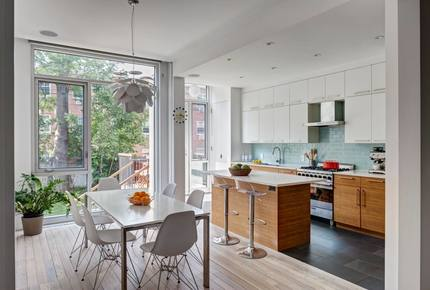 Modern East Williamsburg Home