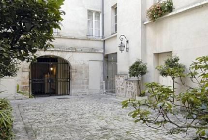 Rue de Seine - Paris, France