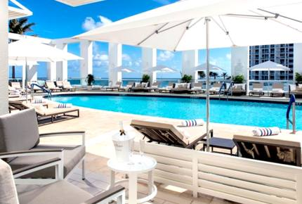 The Conrad Fort Lauderdale - One Bedroom Oceanfront Condo