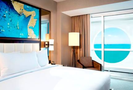The Conrad Fort Lauderdale - One Bedroom Oceanfront Condo - Fort Lauderdale Beach, Florida