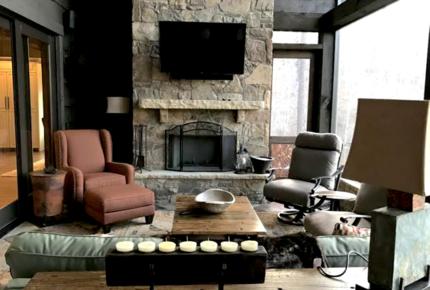 Rustic Luxury Lake House